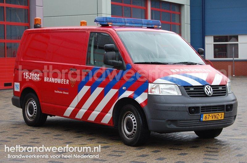 15-2184 Personen/materialen voertuig