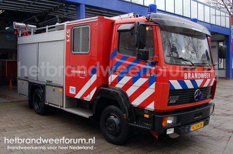 571 Hulpverleningsvoertuig