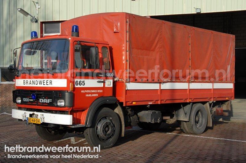 665 Vrachtwagen