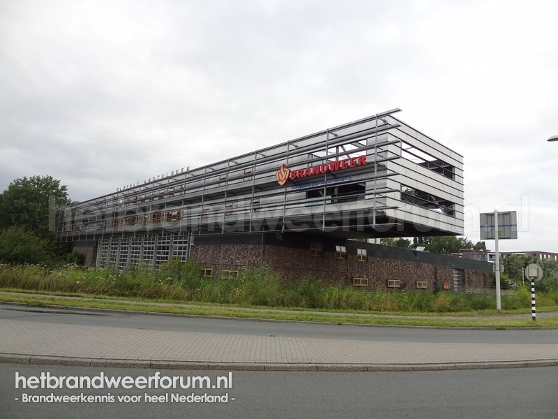 Oranjebaan 1, te Amstelveen