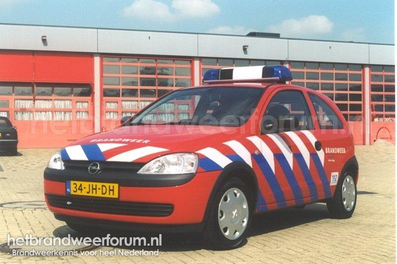DA32 Dienstauto