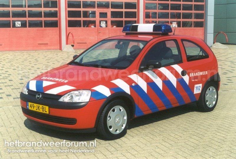 021 Dienstauto