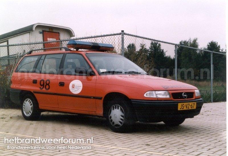 98 Dienstauto