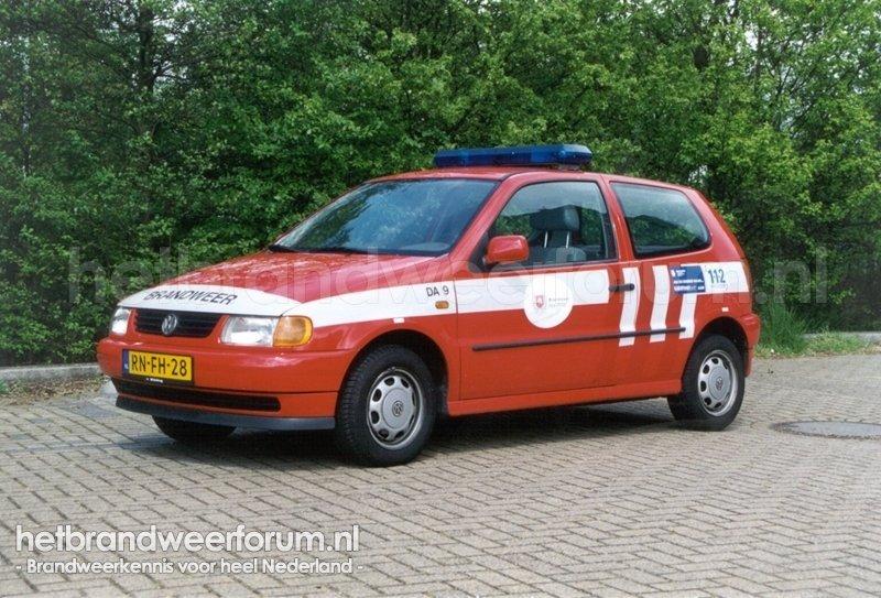 DA09 Dienstauto