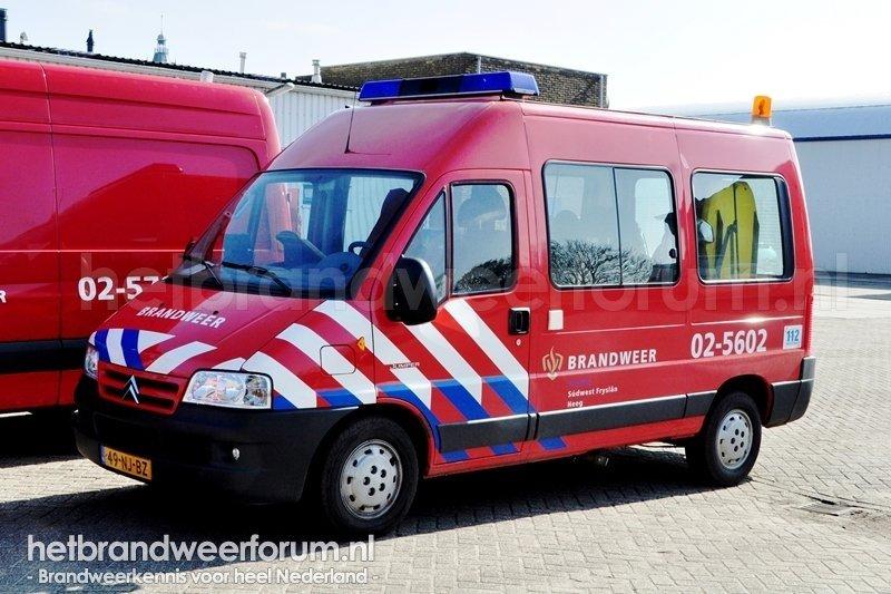 02-5602 Dienstbus