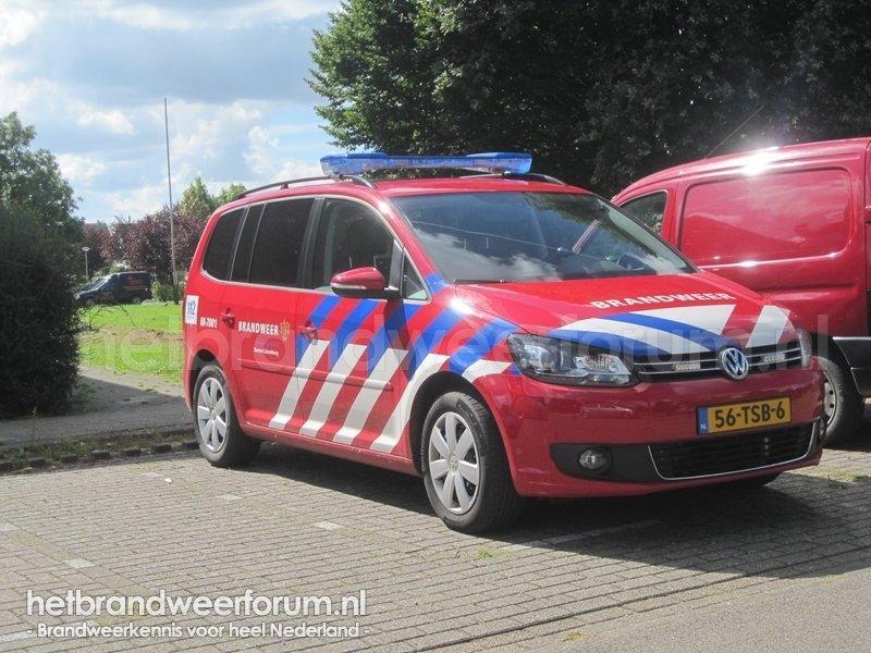 08-7001 Dienstauto