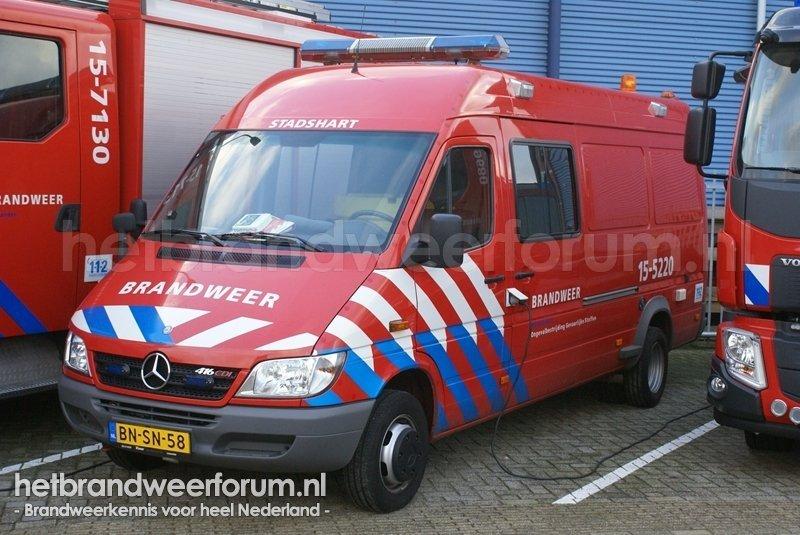 15-5220 Ongeval gevaarlijke stoffen voertuig