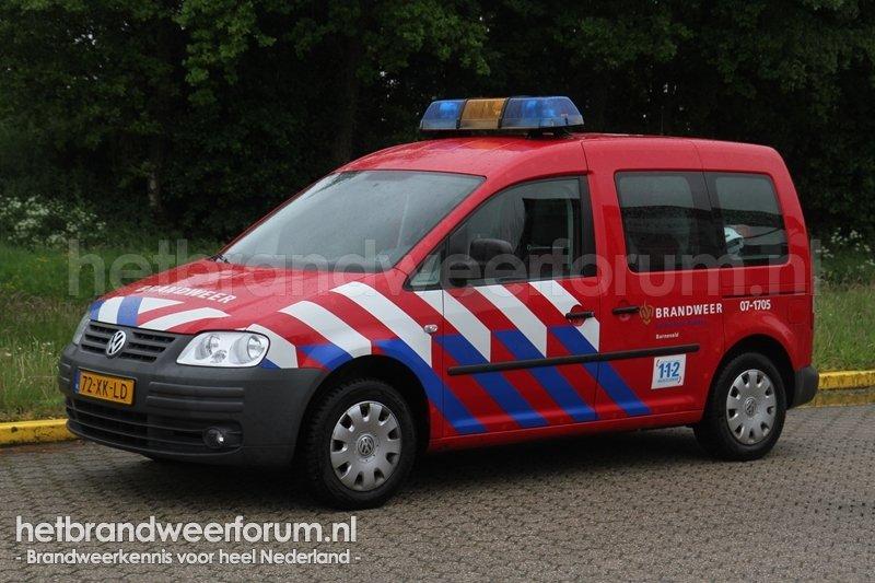 07-1705 Dienstauto