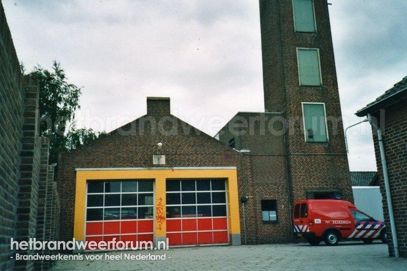 Brandweer Heeswijk-Dinther oud