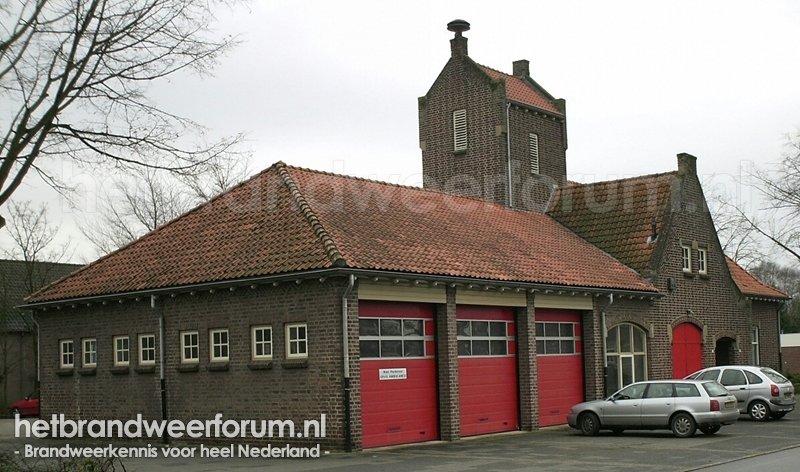 Brandweer Mill Oud