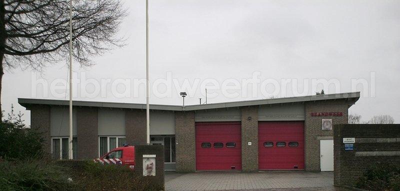 Brandweer Nistelrode-oud