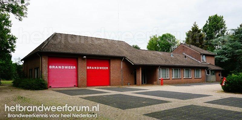Brandweer Ravenstein Schaafdries, te Ravenstein