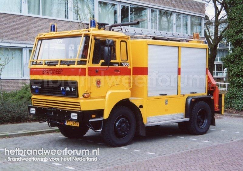 774 Hulpverleningsvoertuig (BX-08-ZN)