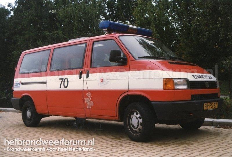 70 Dienstbus (FB-PS-87)