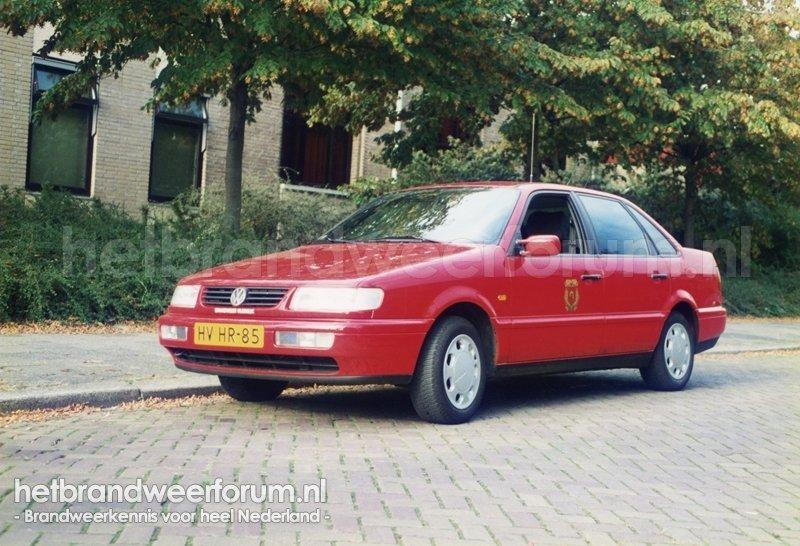 Dienstauto Rijswijk (HV-HR-85)