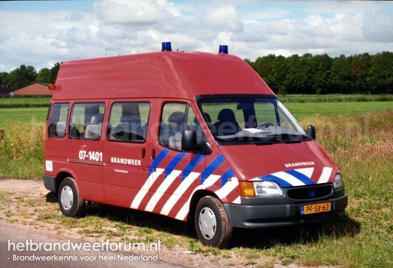 07-1401 Dienstbus (PF-SV-63)