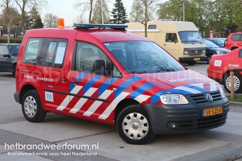 07-36DA07 Dienstauto (58-GZS-8)